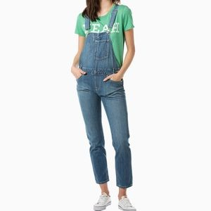 Levi's Women's Cross Back Overalls sz Small